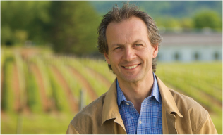 Barboursville General Manager Luca Paschina (from the Barboursville Vineyards website)
